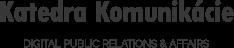 katedra komunikacie logo